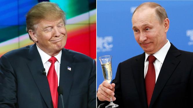 Tổng thống Nga Putin và Tổng thống Mỹ Trump sẽ gặp nhau trước hội nghị G20
