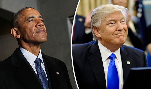 Ông Obama phá lệ, lên án lệnh cấm của Tổng thống Trump