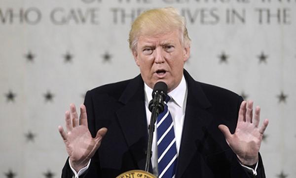 Thăm dò Rasmussen cho thấy có hơn một nửa người Mỹ ủng hộ lệnh cấm nhập cư của ông Trump (ảnh minh họa: Tổng thống Mỹ Donald Trump)