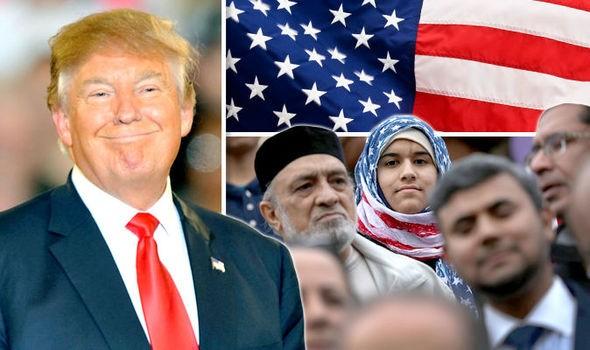 Thẩm phán Mỹ quyết định chặn lệnh cấm của ông Donald Trump.
