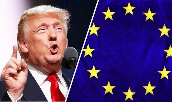 Châu Âu tuyên bố sẽ cùng giải quyết thách thức từ ông Donald Trump