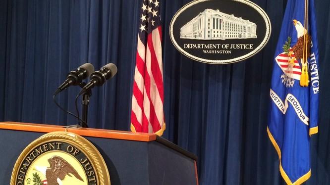 Bộ Tư pháp Mỹ kháng cáo phán quyết chặn sắc lệnh cấm nhập cảnh của ông Trump