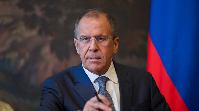 Ngoại trưởng Nga tuyên bố sẵn sàng khôi phục quan hệ với Mỹ