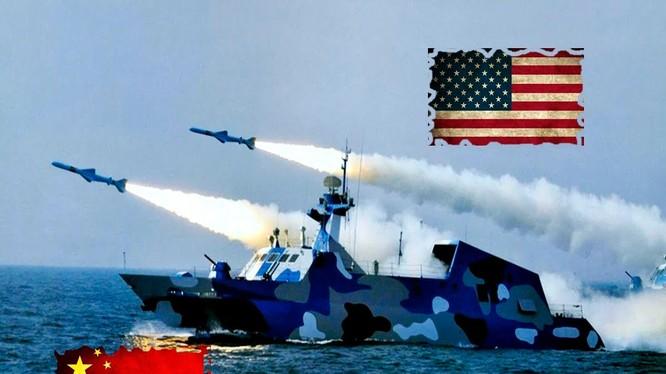 Nguy cơ chiến tranh giữa Mỹ và Trung Quốc đang ở rất gần?