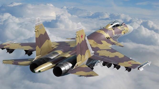 Nga khẳng định đã bắt đầu chuyển giao máy bay Su-35 cho Trung Quốc