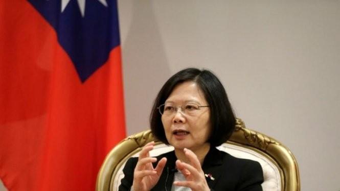 Đài Loan tuyên bố sẽ tăng cường quan hệ với Mỹ sau tuyên bố của ông Trump (ảnh minh họa: Bà Thái Anh Văn)
