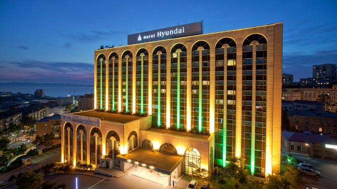Khách sạn 5 san Huyndai tại Vladivostok (ảnh minh họa)