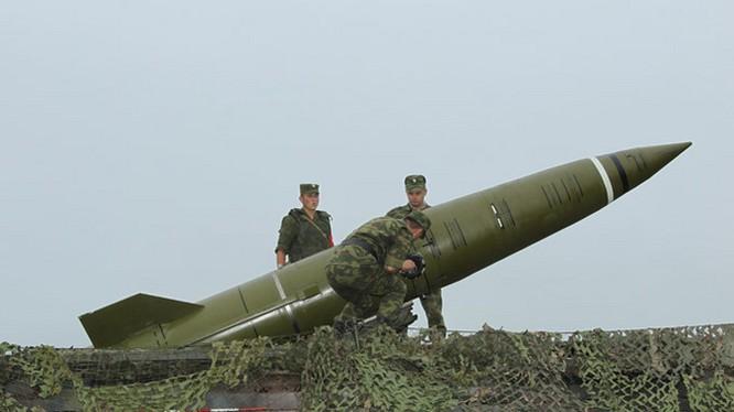 Tên lửa Tochka-U (ảnh minh họa)