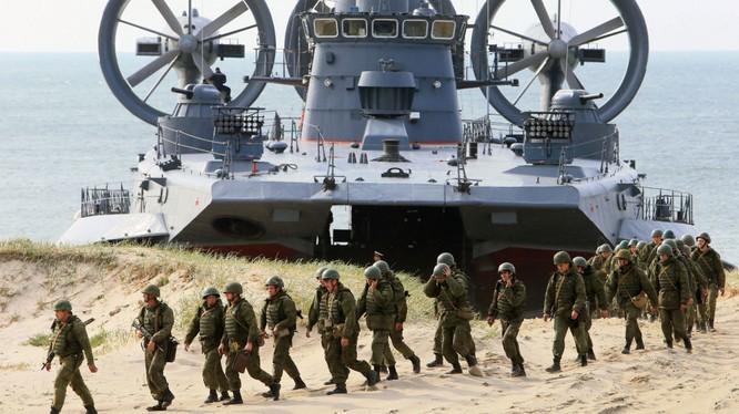 Thủy quân lục chiến Nga (ảnh minh họa)