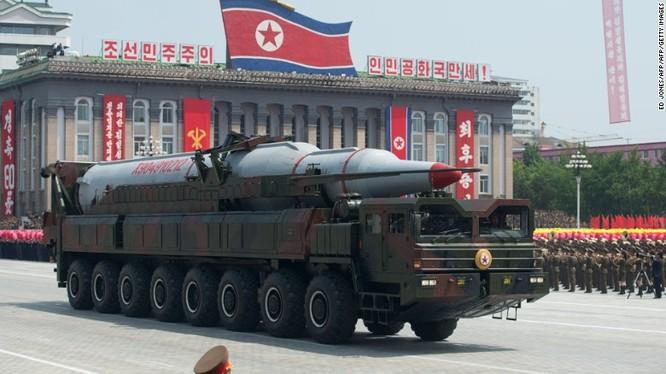 Hội đồng Bảo an lên án Bắc Triều Tiên sau vụ bắn tên lửa