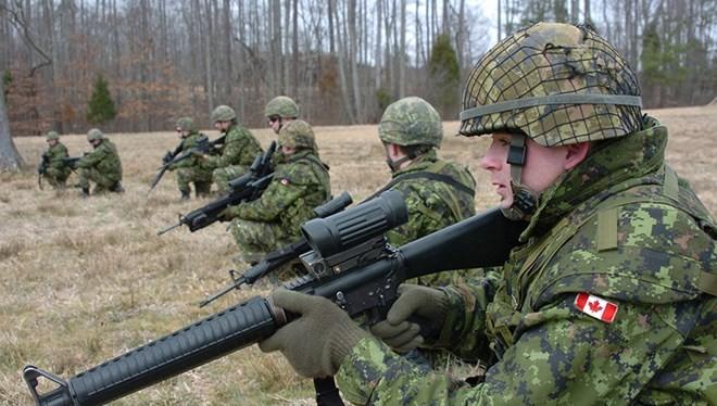 Canada mất cắp nhiều thiết bị quốc phòng trị giá hàng triệu USD