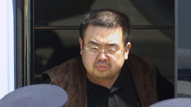 Ông Kim Jong Nam.