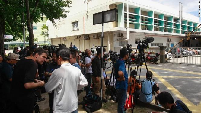 Các nhà báo quốc tế tập trung tại Kuala Lumpur, Malaysia để đưa tin về vụ việc gây sự chú ý trong những ngày qua. (ảnh minh họa)