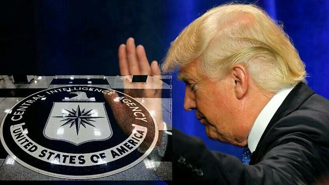 Vì sao CIA phải giấu Tổng thống Trump các tài liệu bí mật?