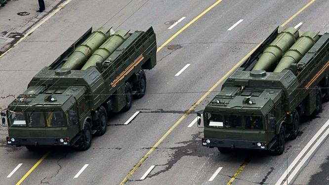 Tên lửa Iskander M của Nga (ảnh minh họa)