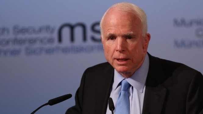 Thượng nghị sỹ John McCain