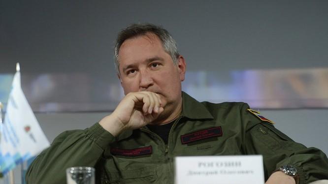 """Phó Thủ tướng Nga Dmitry Rogozin nêu tên """"ba đồng minh"""" của Nga"""