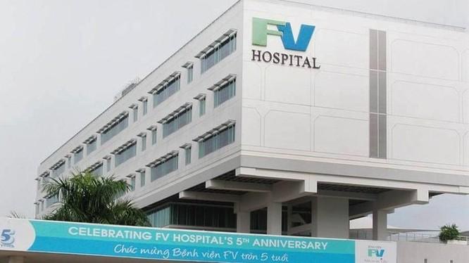 Bệnh viện FV kiện bệnh nhân của chính mình.Ảnh: HT