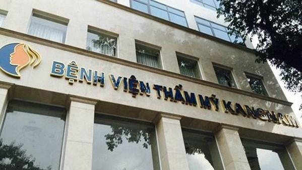 Một người phụ nữ bị tử vong sau khi phẫu thuật thẩm mỹ tại Thẩm mỹ viện Kangnam.