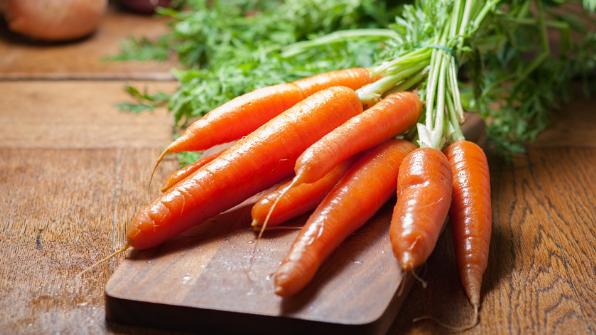 """Công dụng """"thần kỳ"""" của cà rốt. Ảnh: Boldsky"""