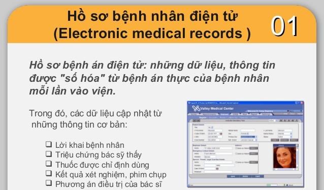 Y tế thông minh: Hướng đến bệnh án điện tử