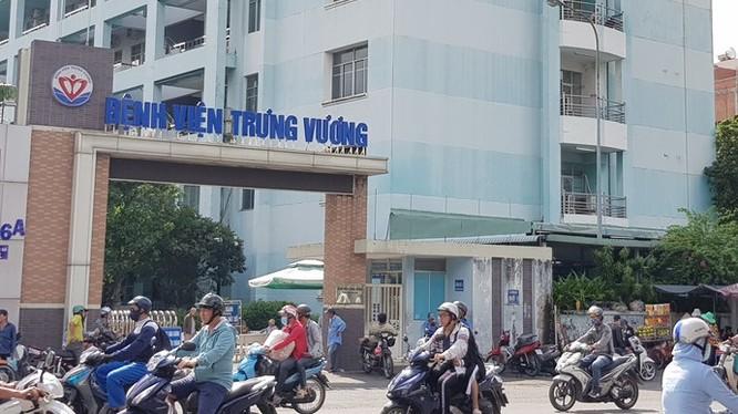 Bệnh nhân nổ súng tự sát tại BV Trưng Vương đã tử vong