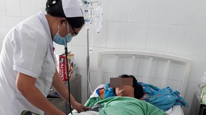 Vụ nổ súng ở Củ Chi: Nạn nhân bị thương đã ổn định sức khỏe. Ảnh: BVCC
