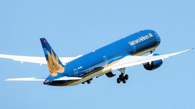 Vietnam Airlines tạm ngừng khai thác đường bay Châu Âu về Việt Nam. Ảnh: VNA