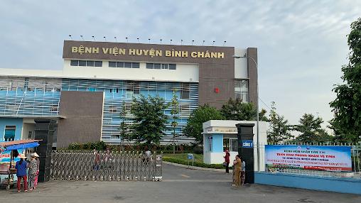 Nhiều bác sĩ BV huyện Bình Chánh bị cách ly. Ảnh: Internet