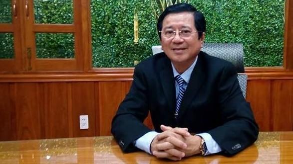 Luật sư Nguyễn Văn Hậu - Chủ tịch Trung tâm trọng tài thương mại Luật gia Việt Nam. Ảnh: NVCC
