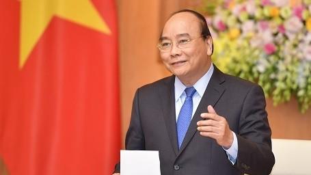 Thủ tướng Nguyễn Xuân Phúc. Ảnh: Chính phủ