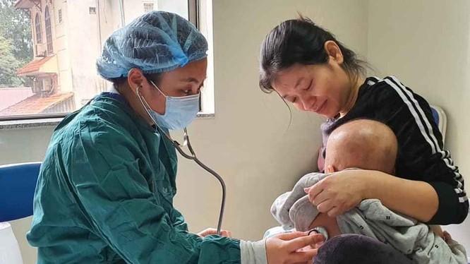 Lần đầu tiên, Việt Nam ghép tủy thành công cho bệnh nhi mắc Wiskott-Aldrich. Ảnh: BVCC