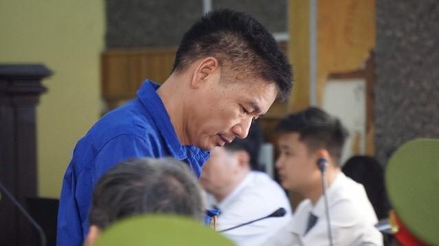 Bị cáo Trần Xuân Yến - cựu Phó Giám đốc Sở GD&ĐT. Ảnh: Dân Trí