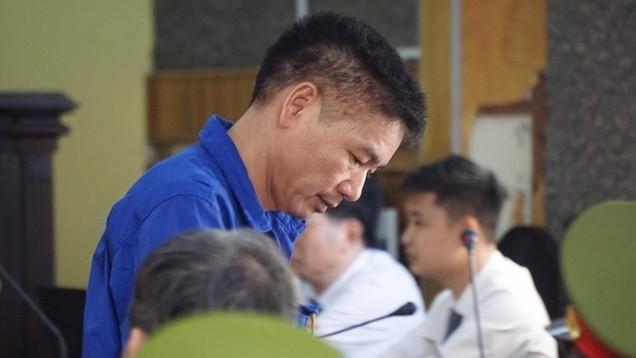 Bị cáo Trần Xuân Yến. Ảnh: Internet