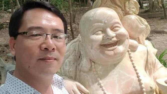 Ông Trương Hải Ân - cựu Phó giám đốc Sở LĐ-TB&XH tỉnh Bình Định. Ảnh: Internet