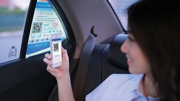 Thanh toán quyét mã QR bằng smartphone là một trong những ứng dụng phổ biến hiện nay của Việt Nam. Ảnh: Internet