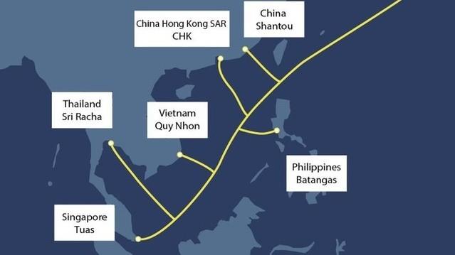 Việt Nam chuẩn bị đón nhận 2 tuyến cáp quang biển mới, nhằm bổ sung dung lượng băng thông cho các nước trong khu vực. Ảnh: Internet