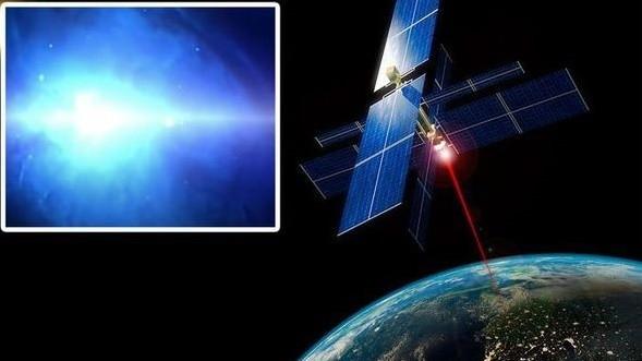"""Các nhà khoa học lo ngại """"tia tử thần"""" sẽ hủy diệt Trái Đất. Ảnh: Express.co.uk"""