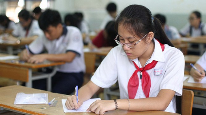 Sở GD&ĐT tỉnh Bến Tre dự kiến công bố điểm chuẩn vào lớp 10 năm học 2020 - 2021 vào ngày 30/7 - 4/8. Ảnh: Internet