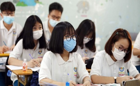 Năm 2021, Trường THPT Chuyên Đại học Sư phạm Hà Nội có gần 5.100 thí sinh đăng ký dự thi vào lớp 10