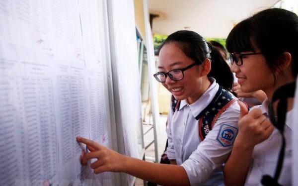 Thí sinh tham dự kỳ thi tốt nghiệp THPT 2020. Ảnh minh họa: Internet