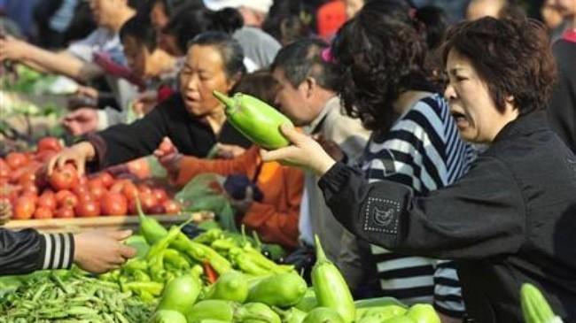 Chỉ số quản lý sức mua PMI của Trung Quốc trong tháng một đã giảm xuống mức thấp nhất trong vòng 28 tháng qua