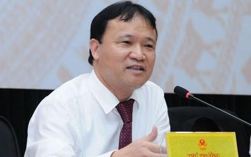 """Thứ trưởng Đỗ Thắng Hải: """"Giá điện Việt Nam hiện nay đang bán dưới giá thành nên không nhà đầu tư nào muốn đổ tiền vào ngành điện""""."""