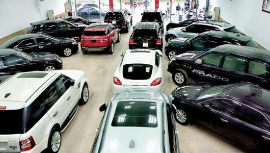 Bộ Công thương đề nghị tăng thuế tiêu thụ đặc biệt với xe sang