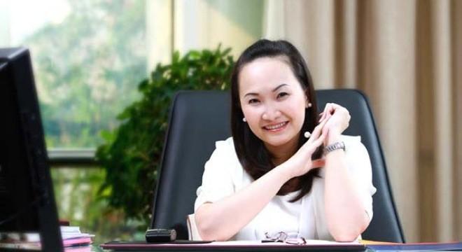 Bà Đặng Huỳnh Ức My