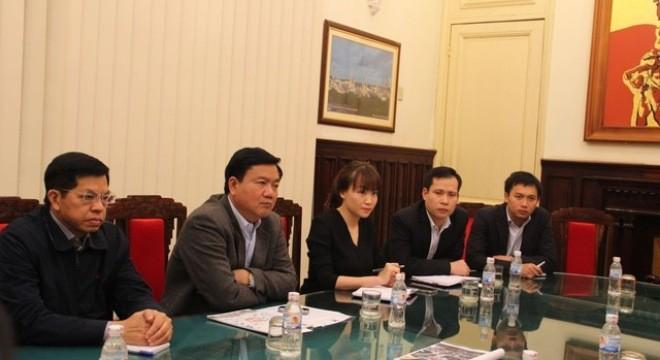 Tập đoàn xây dựng lớn nhất Thái Lan muốn làm BOT đường sắt Hà Nội - Hải Phòng