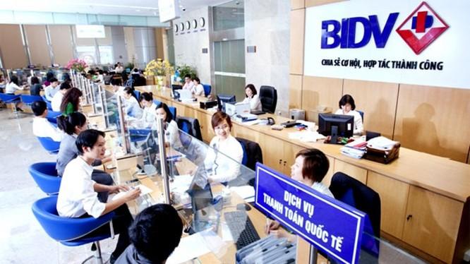 Hai chi nhánh BIDV ngừng tham gia thanh toán điện tử liên ngân hàng