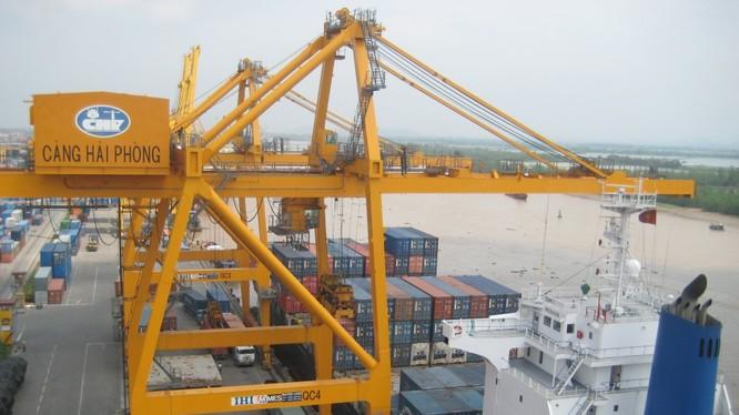 Đang làm ăn hiệu quả thấp, nhưng cảng Hải Phòng được nhiều tư nhân muốn mua để đầu tư.
