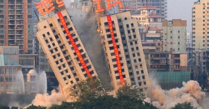 Thêm ông lớn bất động sản Trung Quốc sa lầy