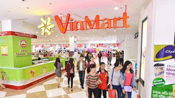 Tổng giá phí Vingroup chi mua Vinmart là 560 tỷ đồng